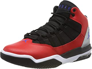 80a76f7d75 Jordan MAX Aura GS, Zapatos de Baloncesto para Niños, (University Red/Hyper