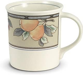 mikasa garden harvest coffee mugs