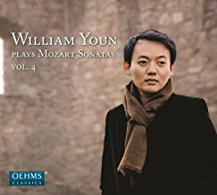 Wolfgang Amadeus Mozart: Sonatas Vol 4