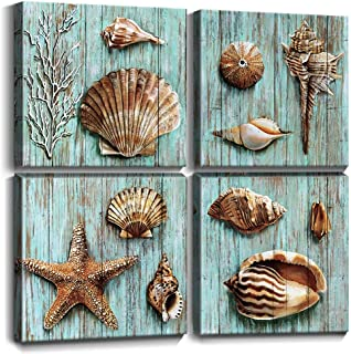 Best shell pictures for the bathroom Reviews