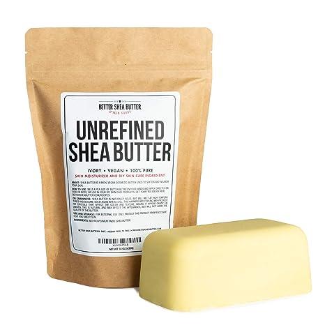 Unrefined African Shea Butter from Better Shea Butter