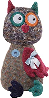 Gund Woollock Owl Plush