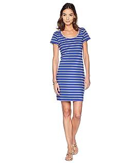 Short Sleeve Beacon Dress
