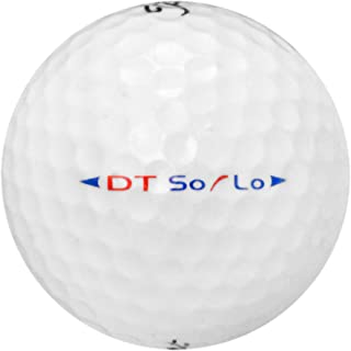 60 Near Mint Titleist DT Solo Used Golf Balls