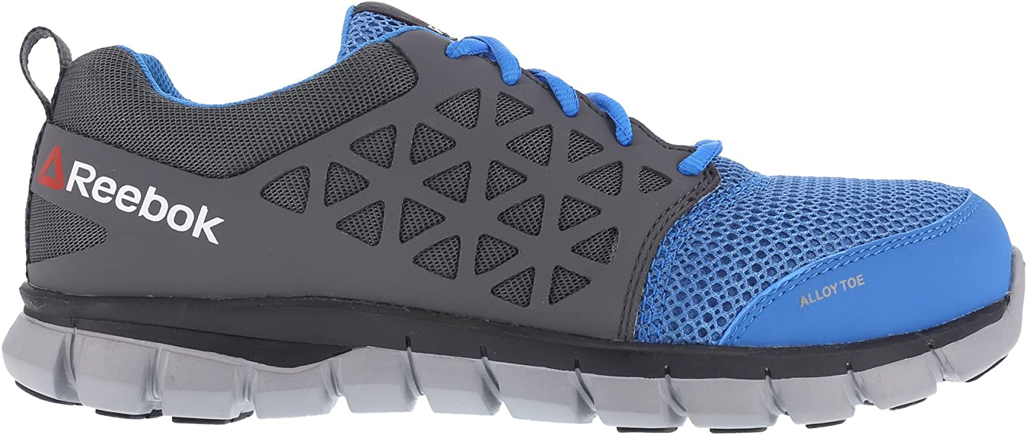 Reebok Mens Sublite Cushion Work RB4040 Industrial & Construction shoes