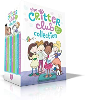 The Critter Club Ten-Book Collection: Amy and the Missing Puppy; All About Ellie; Liz Learns a Lesson; Marion Takes a Brea...