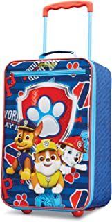 Kids' Disney Softside Upright Luggage, Paw Patrol, Carry-On 18-Inch