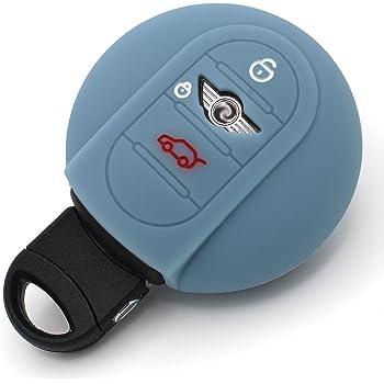 Schlüssel Hülle Mia Für 3 Tasten Auto Schlüssel Silikon Elektronik