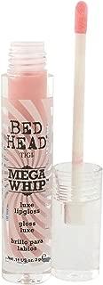 TIGI Bed Head Luxe Lip Gloss for Women, Mega Whip, 0.11 Ounce