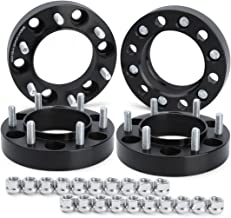 6x5.5 Wheel Spacers for Toyota 4Runner Tacoma Tundra FJ Cruiser Sequoia Ventury Fortuner Land Cruiser Lexus GX J120 J150, 4pcs 6x139.7 106mm 1.25