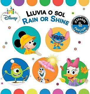 Rain or Shine / Lluvia o sol (English-Spanish) (Disney Baby