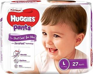 Huggies Platinum Pants, L, 27ct