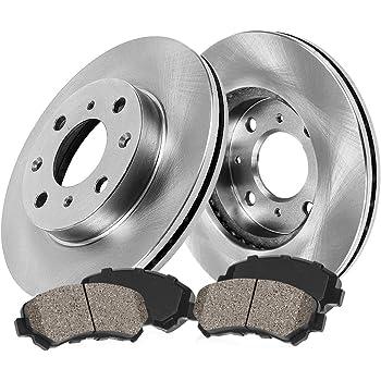 Front Quality 280 mm OE Brake Disc Rotors And Ceramic Pads Kit For Hyundai Kia