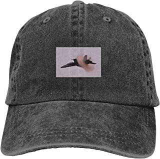 FA-18F Super Hornet Vapor Cone Adjustable Sport Jeans Baseball Golf Cap Hat Unisex Style