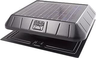 Solar Attic Fan FB 1250 FT - 20 Watt Sunrise Solar Fan with Thermostat