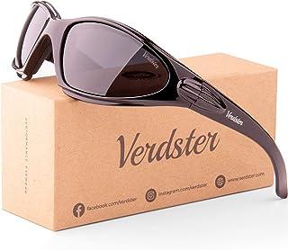 Verdster Airdam Polarized Motorcycle Sunglasses For Men - UV