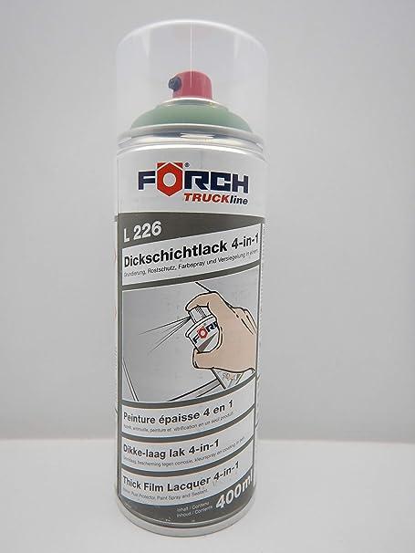 4 In 1 Fendt GrÜn Landmaschine Dickschichtlack Lack Spray Spraydose 400ml 1 Auto