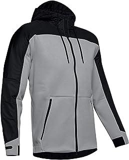 Under Armour Men's Storm water repellent Hooded Full Zip Swacket Jacket Hoodie 1320710