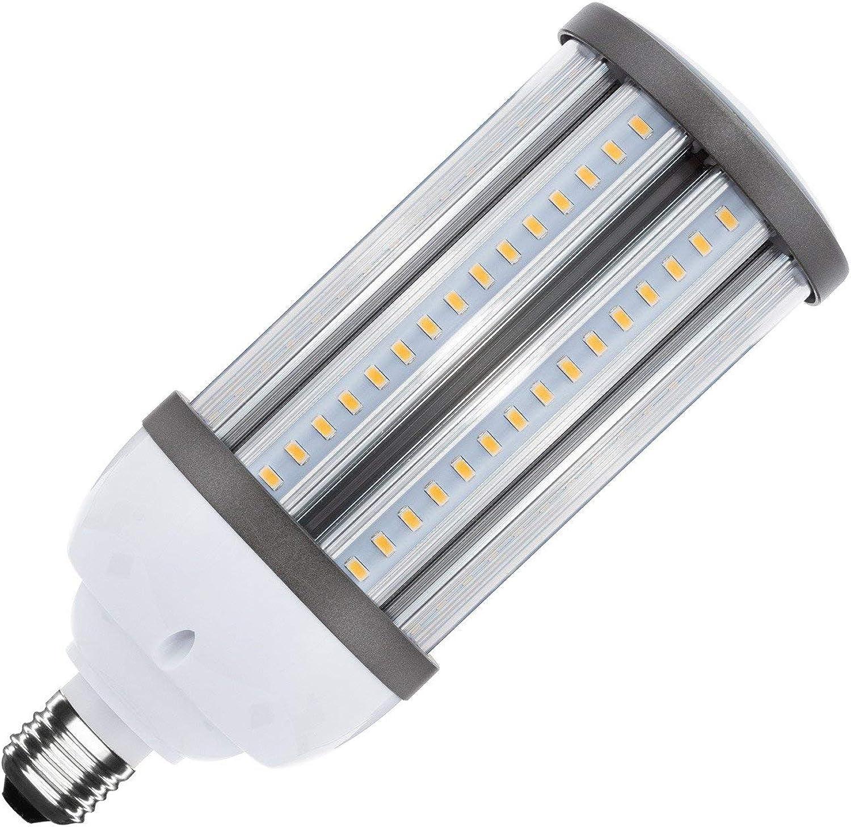 LEDKIA LED Strassenlampe Corn E27 40W Neutrales Wei 4000K-4500K