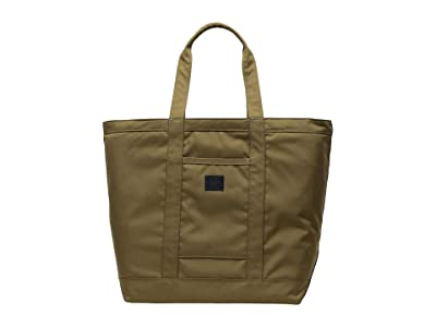 Herschel Supply Co. Bamfield Mid-Volume (Khaki Green) Tote Handbags