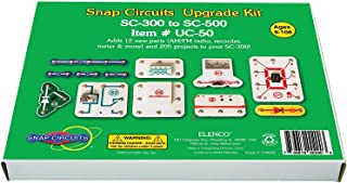Snap Circuits UC-50 Upgrade Kit SC-300 to SC-500 [並行輸入品]