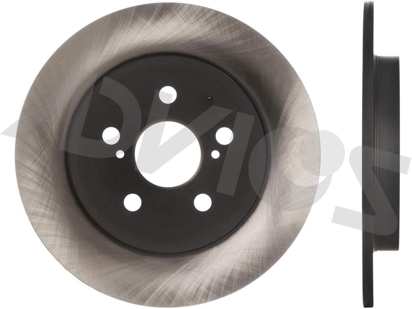 Advics A6R041 Disc Brake Lot trust of Rotor service 3