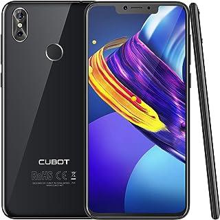 CUBOT P20(2018)Android 8.0 4Gスマートフォンロック解除、FHD + 6.18インチ(19:9)IPS大画面、4GB + 64GB、20MP + 13MPカメラ、4000 mAhバッテリー、0.1秒指紋センサー、GP...