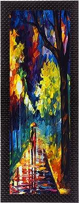 eCraftIndia 'Scenic Night' UV Art Painting (Synthetic Wood, 18 cm x 41 cm, Satin Matt Texture)