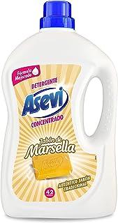 Detergente Asevi 23661 Jabón de Marsella 42 dosis