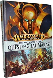 Warhammer 40k Age Of Sigmar The Realmgate Wars Quest For Ghal Maraz