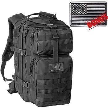 Exos Bravo Tactical Assault Backpack Rucksack