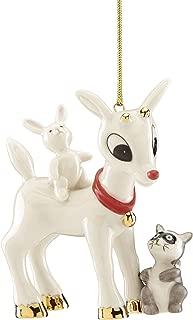 Best lenox rudolph christmas ornaments Reviews