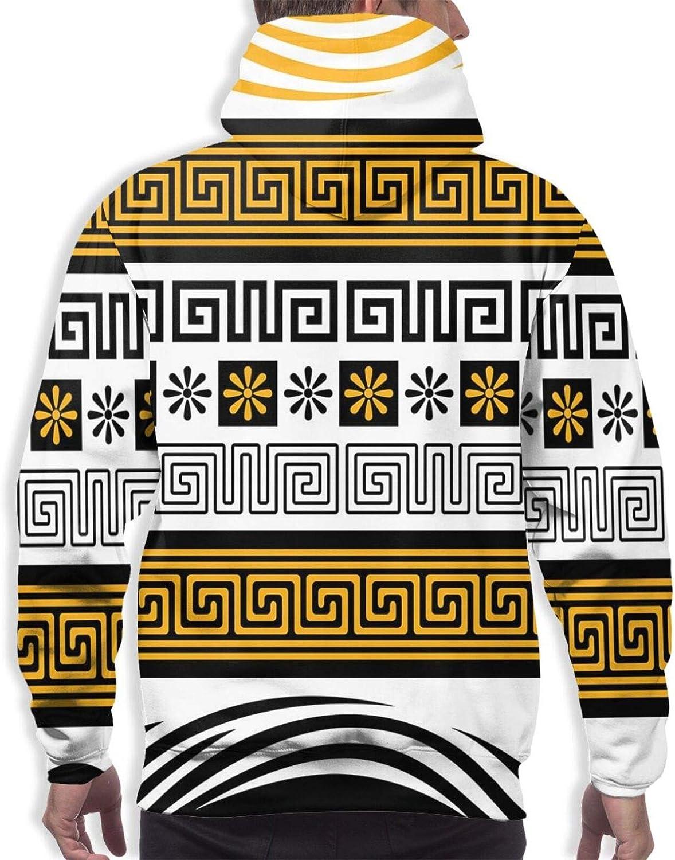 Men's Hoodies Sweatshirts,Negative Coloring Effect On Sleep Less Dream More Inspirational Message