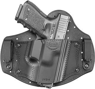 Fobus New iwbm Holster Right Mano IWB Inside Waist Banda Passive Retention Holster for Glock 17, 19, 26, 27, 28, 33