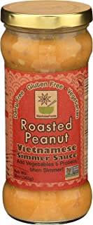 Star Anise Foods, Sauce Simmer Peanut Vietnamese, 12 Ounce
