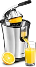 Gourmia EPJ100 Electric Citrus Juicer Stainless Steel 10 QT 160 Watts Rubber Handle And..