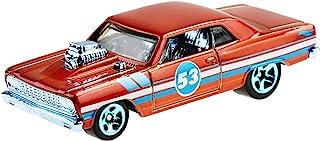 Hot Wheels Orange & Blue 53rd Anniversary '64 Chevelle SS 1/5 DieCast 1:64th Scale
