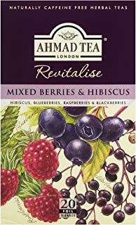 Ahmad Tea, Mixed Berries - 20 Tea Bags