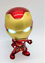 Prodigy Toys Iron Man Action Figure/Iron Man Figure with Mark L Armor and Eyes That Light Up (Batteries Included)
