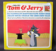 Tom and Jerry: 4 Musical Adventures of TV's Favorite Cat and Mouse