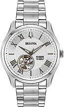 Bulova Mens Automatic Wilton - 96A207