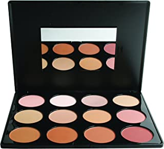 Beauty Treats Professional 12 Skin Tone Face Palette For Perfect Makeup Finish