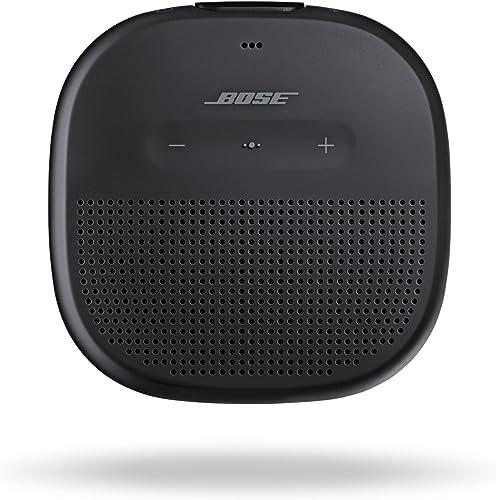 Bose SoundLink® Micro, Altavoz con Bluetooth, Inalámbrico Micro-USB, Negro