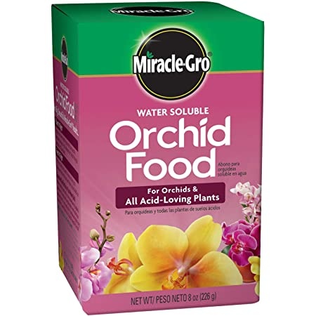 Miracle-Gro Water Soluble Orchid Food, 8 oz.