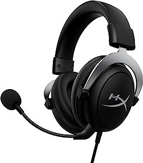 HyperX CloudX — Officiellt Xbox-licensierat spelheadset, kompatibelt med Xbox One och X|S, öronkuddar med minnesskum, löst...