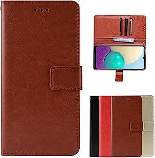 Case suitable for OPPO Reno5 Pro Plus Phone Case,OPPO Reno5 Pro Plus Flip Wallet,Built-in Multiple Card Slot Design(Brown)