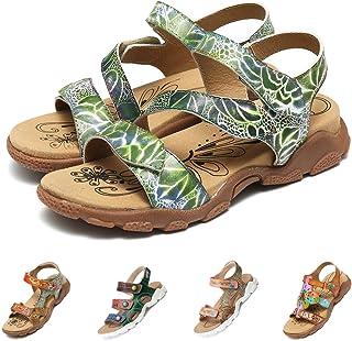 f1b392f51b Amazon.co.uk: Multicolour - Sandals / Women's Shoes: Shoes & Bags