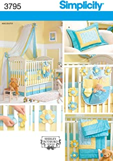 Best patterns for baby bedding simplicity Reviews