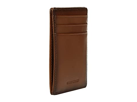 Tan Cartera Perry Ellis Case Card Slim PE gzqpqwF4