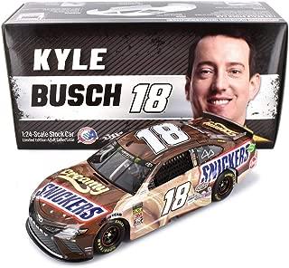 Lionel Racing Kyle Busch 2019 Creamy Snickers NASCAR Diecast Car 1:24 Scale